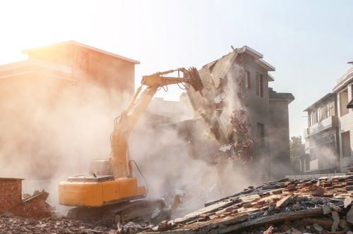 Services Provided By Demolition Companies in Portland Oregon